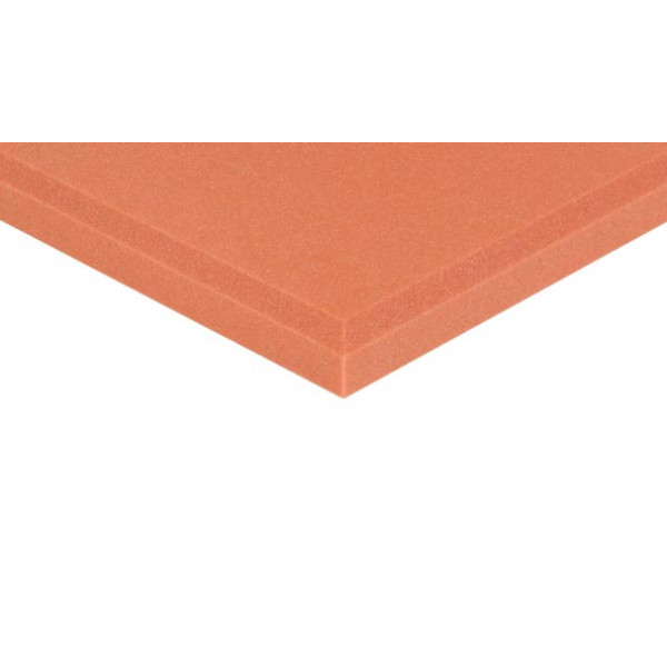 Decor Schaumstoff Colorline 100 x 50 x 3cm orange PU Schaumstoff