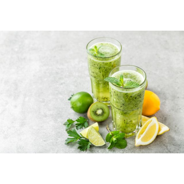 Akustikbild Green Smoothie