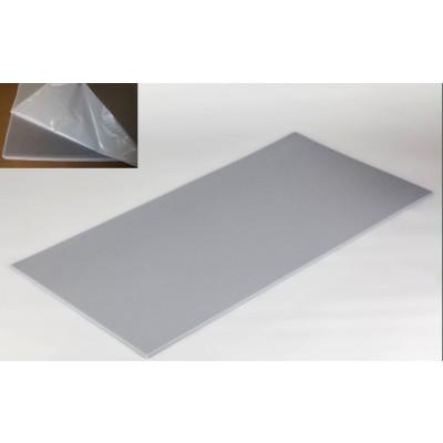 basotect absorber 100cm x 50cm x 1cm hellgrau klebend. Black Bedroom Furniture Sets. Home Design Ideas