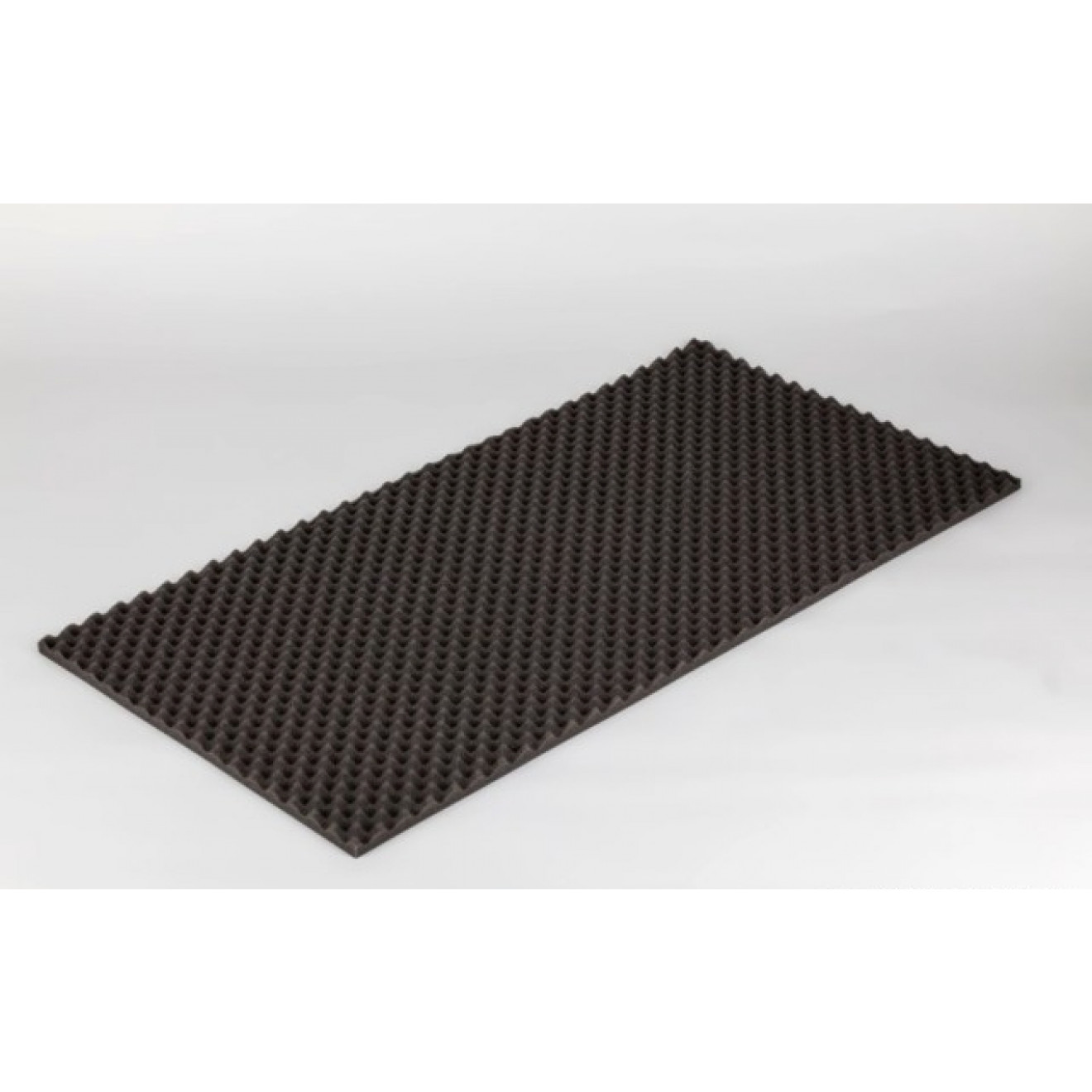 akustik noppenschaumstoff 100 x 50 x 2cm anthrazit. Black Bedroom Furniture Sets. Home Design Ideas
