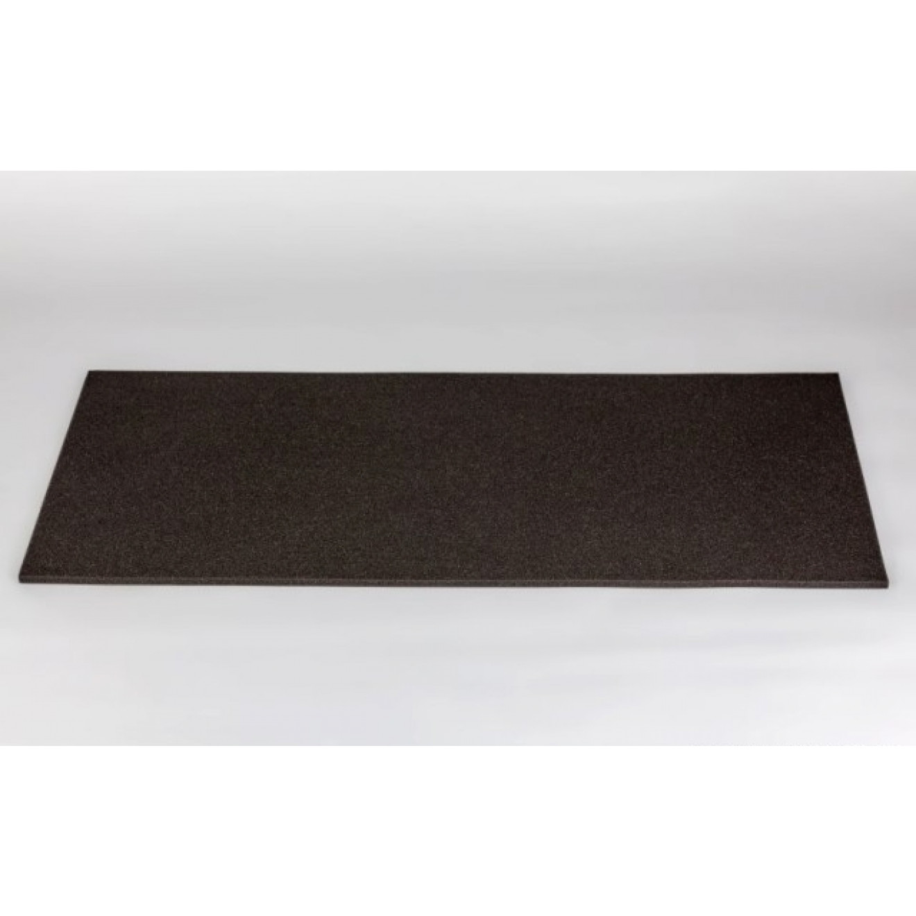 schaumstoff plan akustik 100 x 50 x 1cm anthrazit. Black Bedroom Furniture Sets. Home Design Ideas
